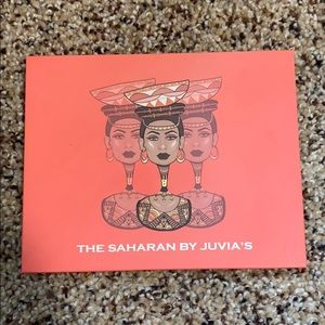The Saharan by Juvia's Place Eyeshadow Palette